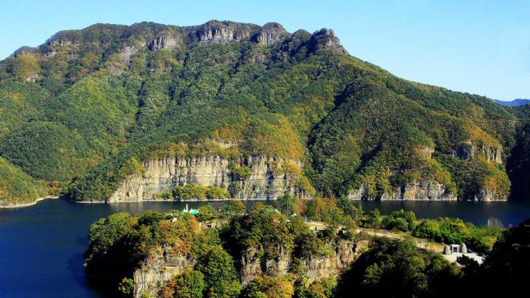 Mudeungsan Area Geopark