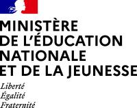 Logo du ministère de l'education nationale