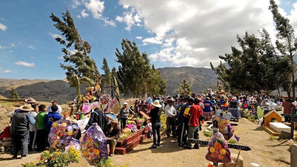 Géoparc mondial UNESCO Colca y Volcanes de Andagua- Pérou