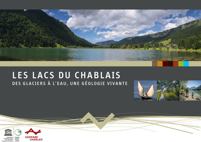 Livret sur la géologie des lacs du Chablais