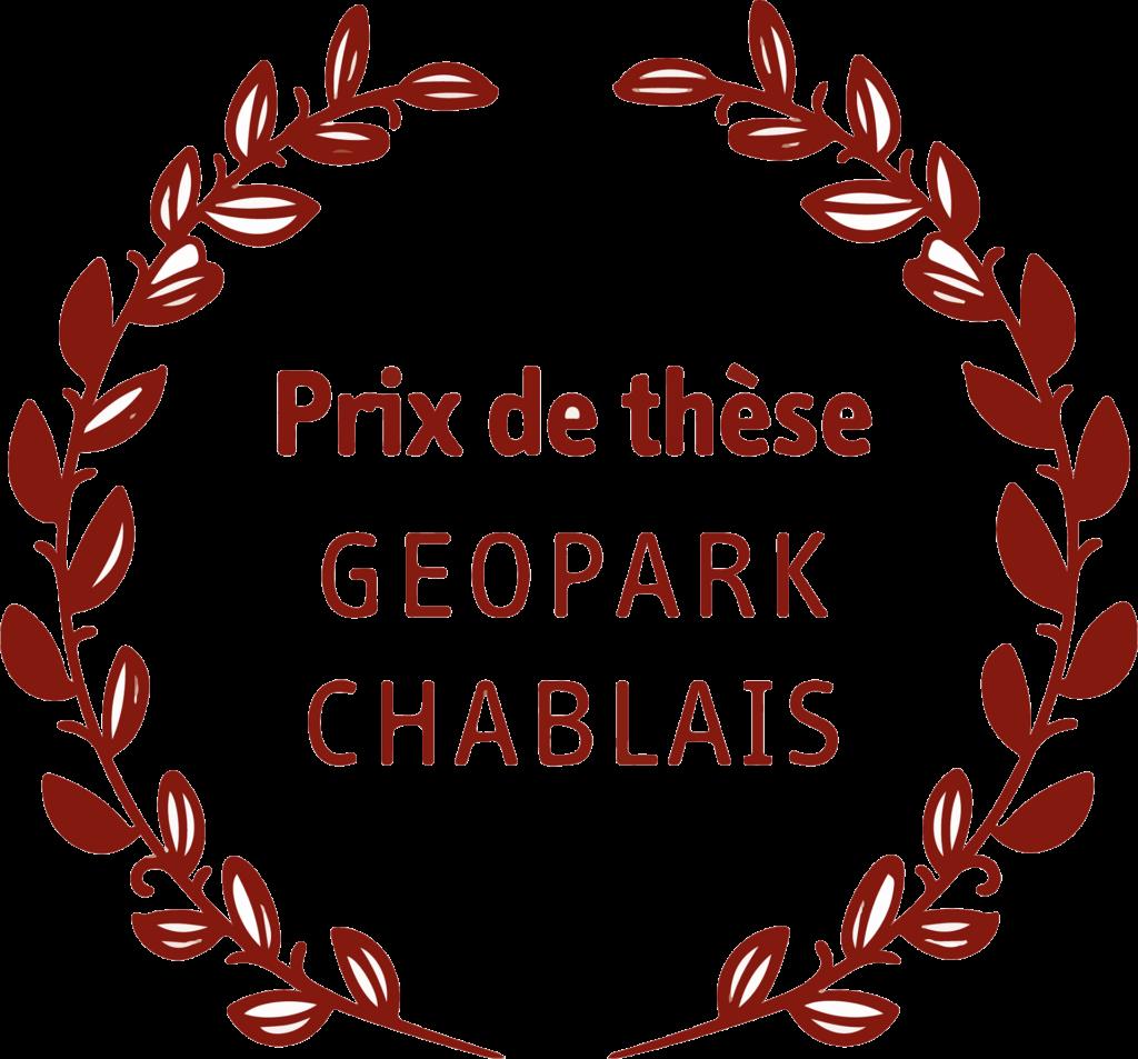 Prix de these géoparc du chablais