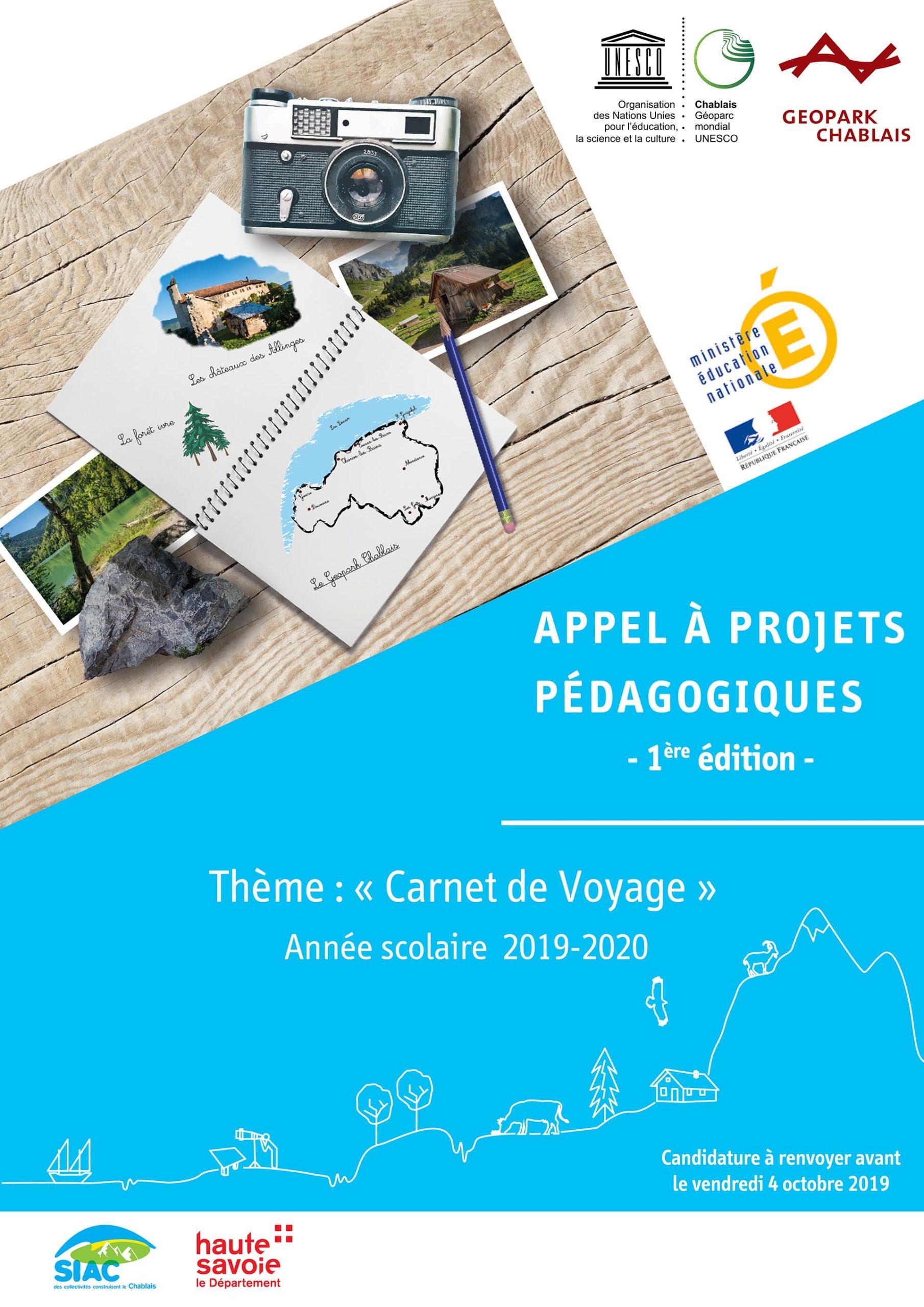 Couverture appel à projets primaire 2019